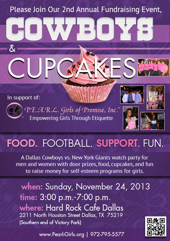 2013_Cowboys and Cupcakes flyer