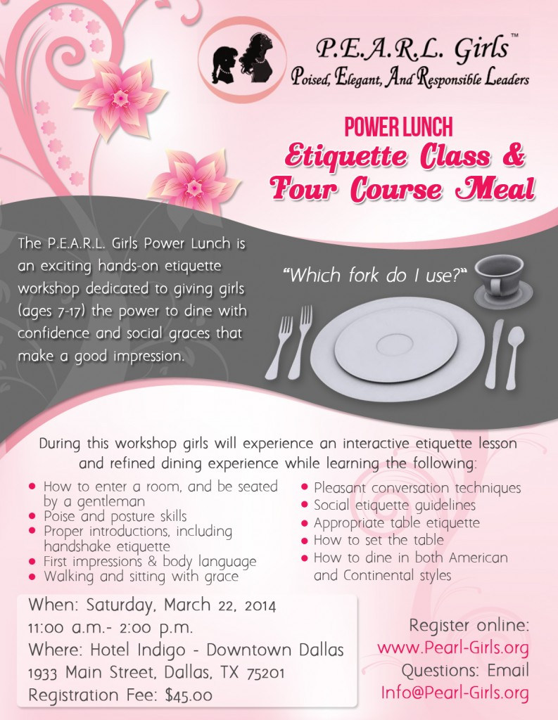 2014_Etiquette workshop_power lunch_ flyer